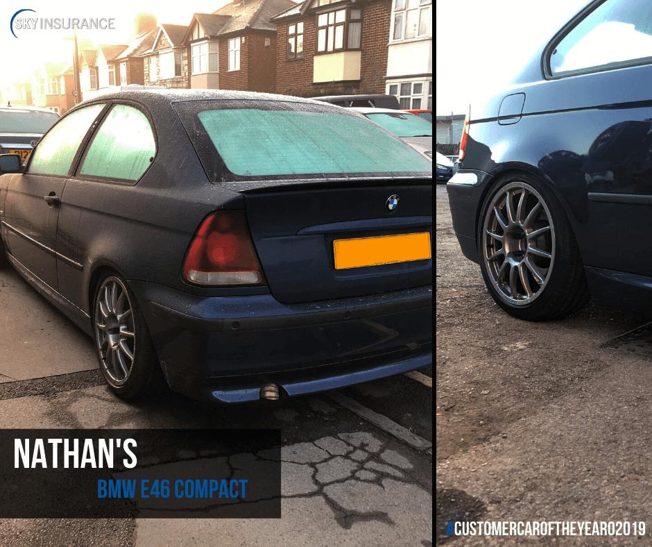 Nathan's BMW E46 Compact