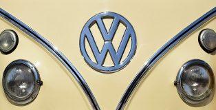 Modified Volkswagen Van