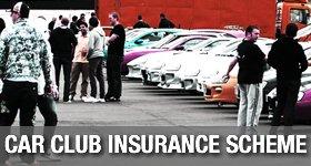 Car Club Insurance Scheme